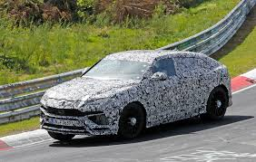 lamborghini jeep lamborghini urus suv hits the nurburgring in spy photos