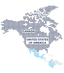 Vector Usa Map by Vector Map Of United States Of America One Stop Map Usa Map Usa