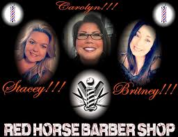 barbershop in orlando fl that does horseshoe flattop red horse barber shop home facebook