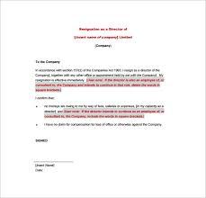 resignation letters sample basic resignation letter samples
