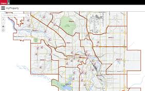 Marc Train Map Calgary City News Blog Myproperty Map Re Launches Today