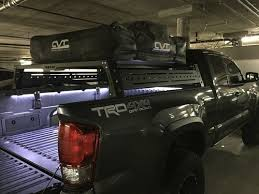 toyota tacoma truck bed toyota tacoma bed rack fits years 2005 2017 kb voodoo
