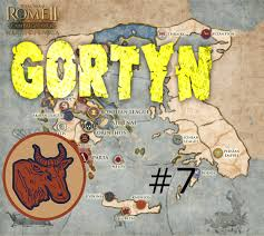 Sparta On Map Rome 2 Total War Wrath Of Sparta 7 Gortyn Mamy Stolice Youtube