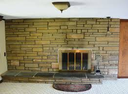 stone fireplace ideas panels pinterest natural design stone