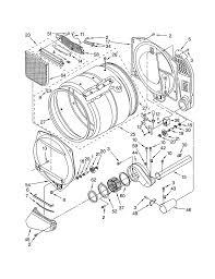 kenmore gas dryer parts model 11074982300 sears partsdirect