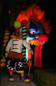 spirit halloween springfield il clown wig help