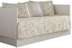 amazon com laura ashley 5 piece joy daybed cover set twin