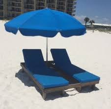 Beach Umbrella And Chairs Beach Rentals Gulf Shores Alabama Ike U0027s Beach Service