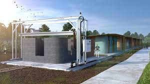make house can 3d printers make cheap homes for the world s poor south china