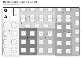How To Make Blueprints For A House Restaurant Floor Plan How To Create A Restaurant Floor Plan