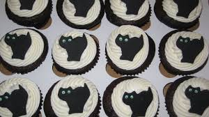 moon cat halloween cupcakes youtube