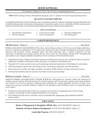 Resume Samples Areas Of Expertise by Download Culinary Resume Haadyaooverbayresort Com