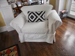 chair and a half slipcovers lovely pottery barn chair and a half 1 photos 561restaurant com