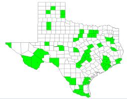 Lyme Disease Map 2012 2013 Texas Influenza Surveillance Information Activity Report