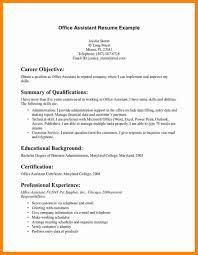 resume exles administrative assistant objective for resume resume office administrator objectiveples medical sles