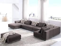 Modern Sofa With Chaise Exellent Modern Sectional Sofa E Inside Design Inspiration Sofas