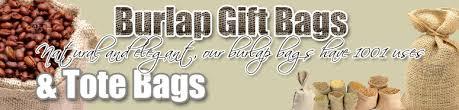 burlap gift bags burlap gift bags totes