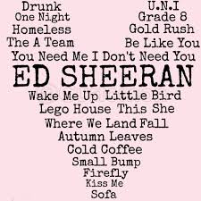 ed sheeran lyrics quotes cold coffee ed sheeran lyrics coffee drinker