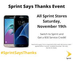 sprint black friday save money and stress when you shop with sprint this weekend