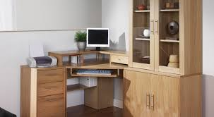 Compact L Shaped Desk Office Table L Shape Design L Shaped Desk Light Wood Home Office L