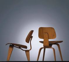 contemporary fireside chair plywood by charles u0026 ray eames