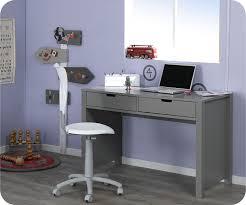 bureau gris pas cher bureau gris bureau design pas cher blanc eyebuy