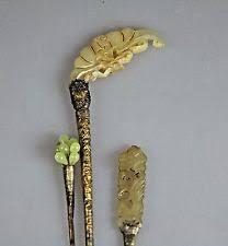 jade hair ornament ebay