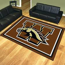 Western Style Area Rugs Area Rugs Country Style Lodge Area Rug W Bucking