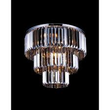 Crystal Ceiling Mount Light Fixture by Crystal Flush Mounts Flush Mounts Ceiling Lights Lampsnext