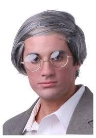 old man wig 11 hair weave for men pinterest old mans wigs