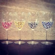 decorazioni bicchieri come decorare i bicchieri foto nanopress donna