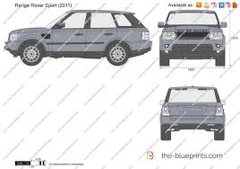 range rover drawing the blueprints com vector drawing range rover sport