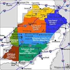 ozarks map maps maps and more maps of the ozarks ouachita mountains