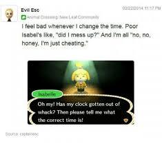 Animal Crossing New Leaf Memes - 02222014 1117 pm evil esc animal crossing new leaf community i feel