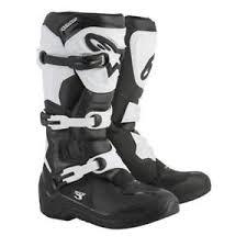white motocross boots alpinestars tech 3 motocross boots 2018 schwarz white motocross