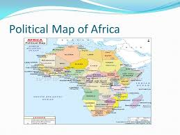 africa map 54 countries nsf session 5 overview africa the world s second largest