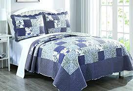 Toddler Bed Quilt Set Blue Quilt Coverlet Home Teal Bedding Comforter Sets Duvet Covers