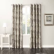 Eclipse Alexis Blackout Window Curtain Panel Curtain Kohls Decorate The House With Beautiful Curtains
