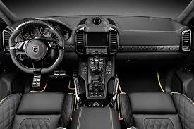 Porsche Cayenne 16 - topcar porsche cayenne ii vantage carbon edition