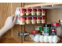kitchen cabinet spice storage