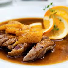 cuisiner magret de canard au four recette magret de canard et sa sauce à l orange