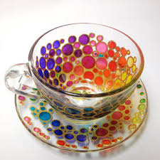 teacup and saucer best glass tea cup and saucer products on wanelo
