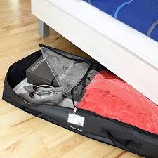 Schlafzimmerm El Bio Premium Unterbettkommode Mit Sichtfenster Haltegriffen Und