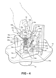 patent us7343685 thread verification and chasing apparatus and
