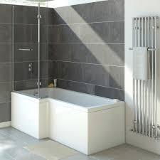 bathroom cool small bathroom with l shaped bath ideas sipfon the