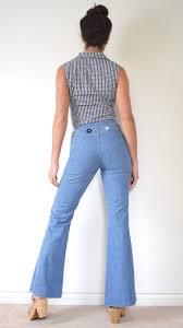 High Waist Bell Bottom Jeans Sale 20 Off Vintage 70s Maverick High Waisted Snap Button Fly