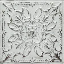Tin Ceiling Tile Can Be Used As Backsplashes Many Different - Tin ceiling backsplash