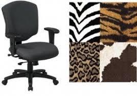 Animal Print Desk Chair Animal Print Arm Chair Foter