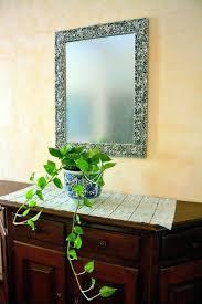 specchi con cornice specchio con cornice in legno intagliato e laccato a mano