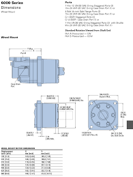4 bolt sae cc square mount 1 1 2